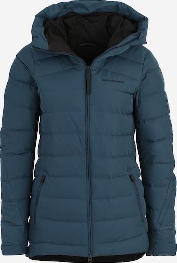 PEAK PERFORMANCE Športna jakna 'W SPOKAND J' | temno modra barva, Prikaz izdelka