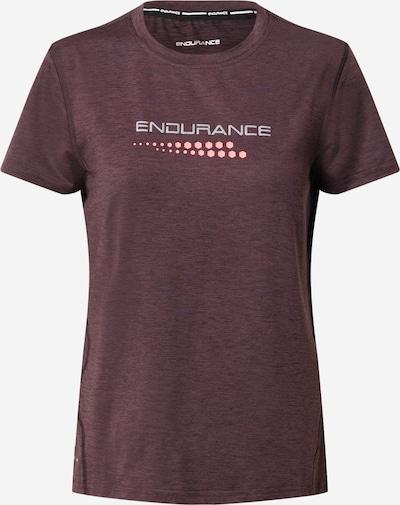 ENDURANCE Tehnička sportska majica 'Wange' u ljubičasta, Pregled proizvoda