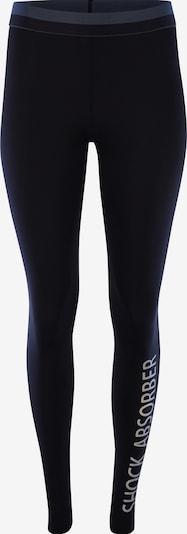 SHOCK ABSORBER Sportbroek 'SA Branded' in de kleur Zwart, Productweergave
