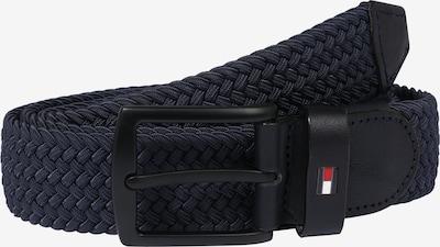 TOMMY HILFIGER Pas 'DENTON ELASTIC 3.5' | temno modra barva, Prikaz izdelka