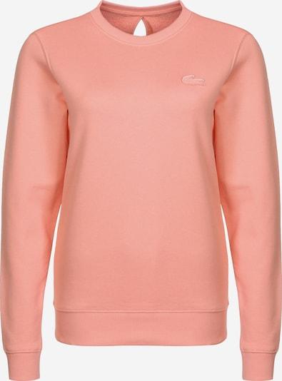 Lacoste LIVE Sweater ' Sportswear ' in pfirsich, Produktansicht