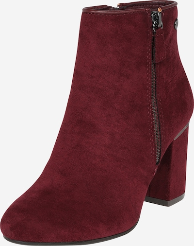 Xti Bootie in burgundy, Item view
