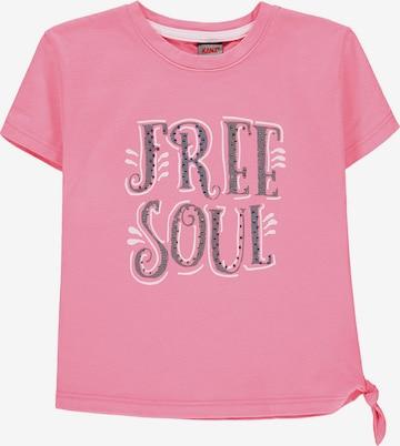 KANZ Shirt in Pink