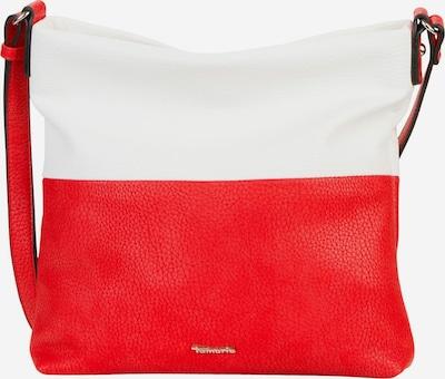 TAMARIS Schoudertas in de kleur Rood / Wit, Productweergave