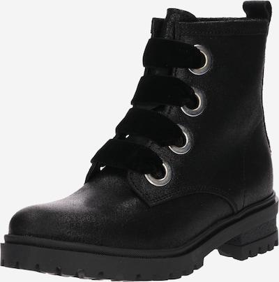 Tommy Jeans Schnürstiefel in schwarz, Produktansicht
