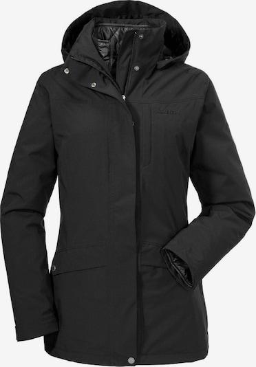 Schöffel Jacke 'Venetien1' in schwarz, Produktansicht