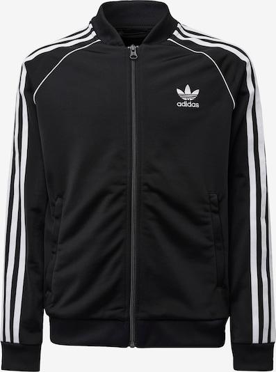 ADIDAS ORIGINALS Jacke 'SST' in schwarz / weiß, Produktansicht