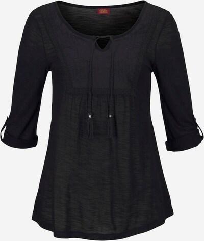 BUFFALO Strandshirt in schwarz, Produktansicht