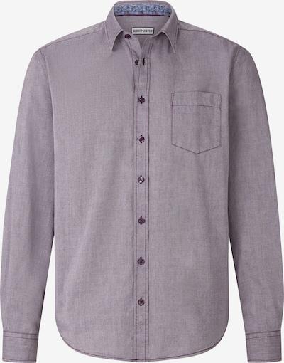 Shirtmaster Chemise 'Purplefall' en violet clair, Vue avec produit