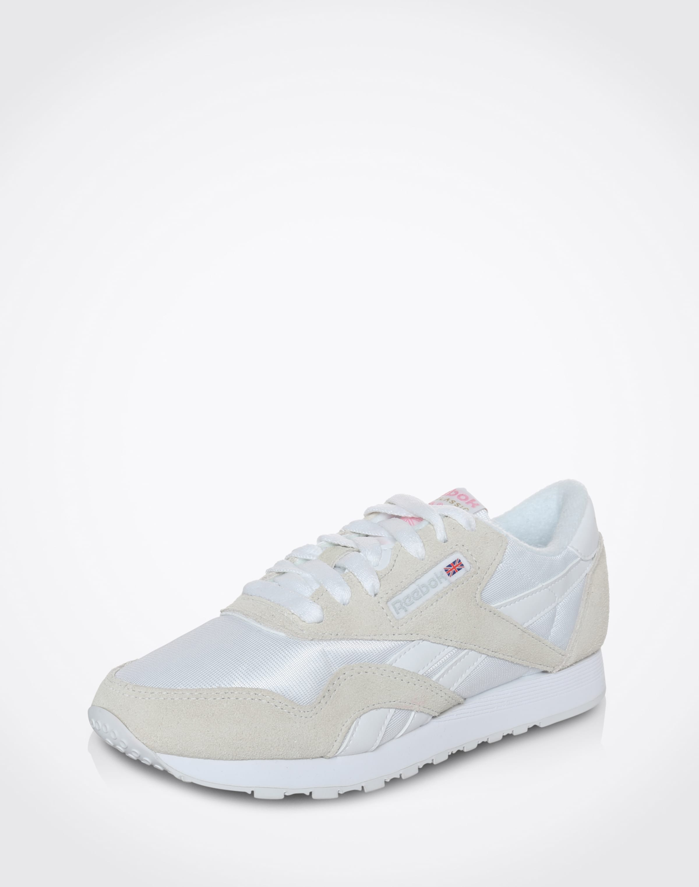 Reebok classic Sneaker aus Materialmix Hohe Qualität