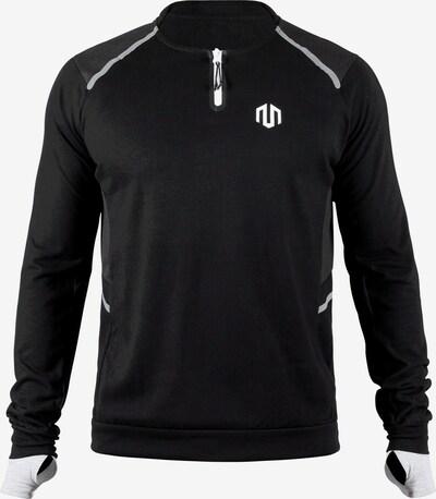 MOROTAI Sweatshirt in schwarz / weiß, Produktansicht
