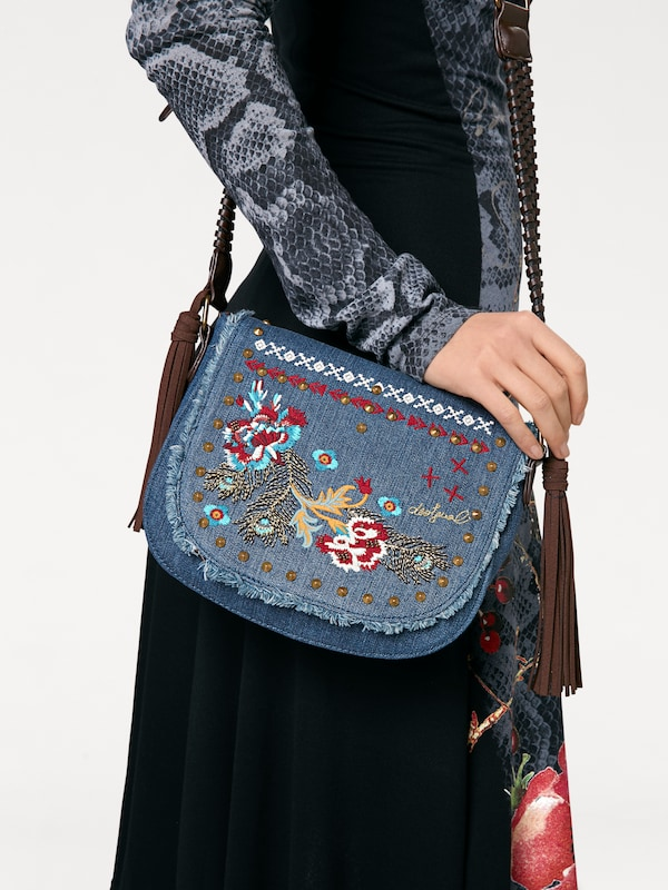 Desigual Bag With Adjustable Carrying Strap