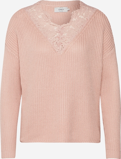 ONLY Pullover 'ARONA' in rosa, Produktansicht
