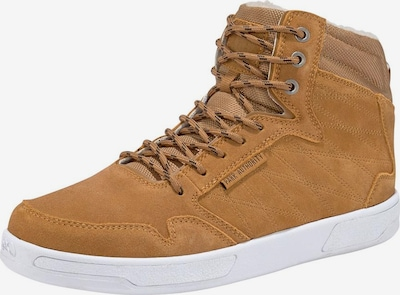 PARK AUTHORITY by K1X Winterboots 'H1Top' in honig, Produktansicht