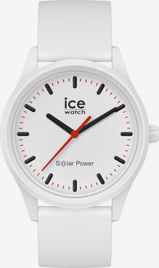 ICE WATCH ice-watch Solaruhr »ICE solar power, 017761« in weiß, Produktansicht