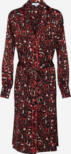 Love & Divine Šaty 'love284' - hnedé / červené / biela, Produkt