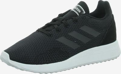 ADIDAS ORIGINALS Sneaker in grau / schwarz: Frontalansicht