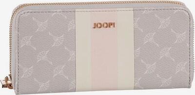 JOOP! Geldbörse in hellgrau / mischfarben, Produktansicht