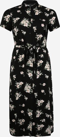 Vero Moda Curve Kleid 'Simply Easy' in mischfarben / schwarz, Produktansicht