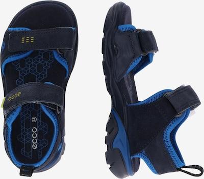 ECCO Sandalen 'Biom' in nachtblau: Seitenansicht
