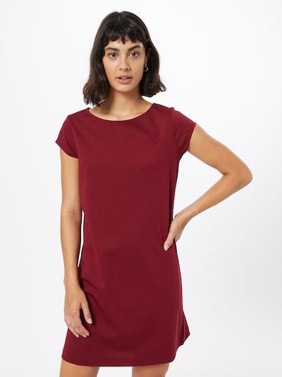 GAP Kleid 'Cap' in dunkelrot, Modelansicht