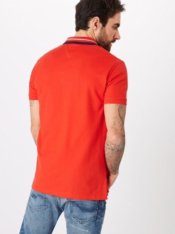 shirt Jeans Tommy Rouge T En 2DYH9IWE
