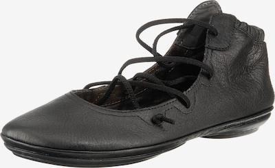 CAMPER Right Nina Riemchenballerinas in schwarz, Produktansicht