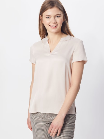 COMMA Bluse in puder: Frontalansicht