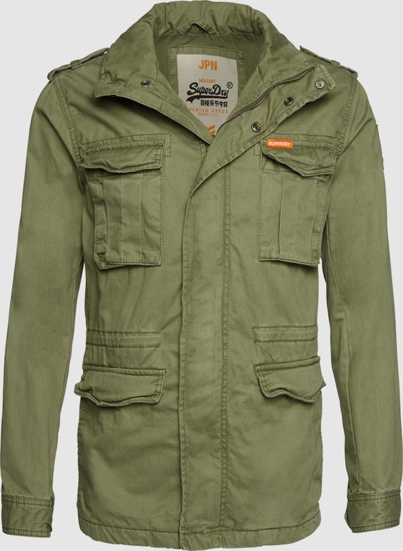 Superdry Fieldjacket 'ROOKIE'