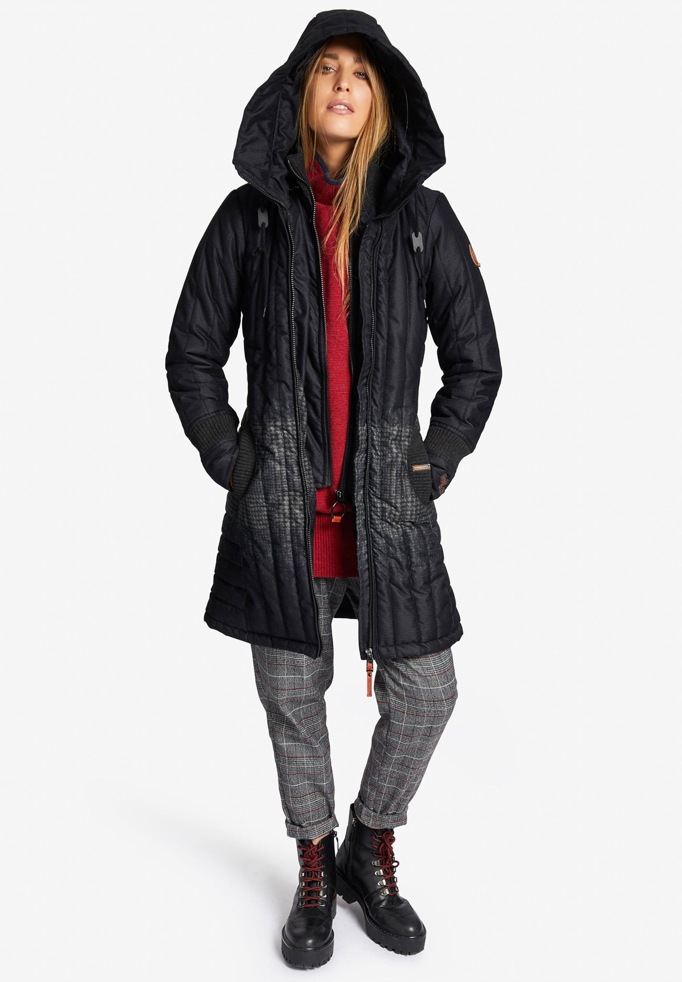 Manteau Bleu En D'hiver NuitNoir Khujo 'jerry Prime2' TlF5uJc3K1