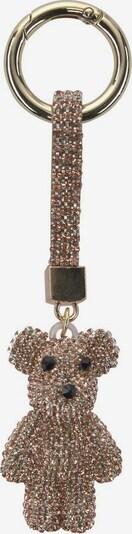 J. Jayz Schlüsselanhänger in braun, Produktansicht