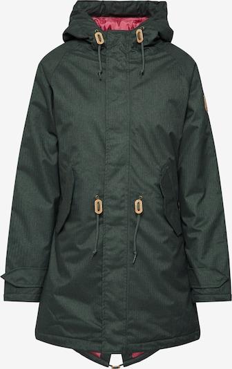 Derbe Zimska jakna | oliva / roza barva, Prikaz izdelka