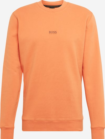 BOSS Sweatshirt 'Weevo' in orange, Produktansicht