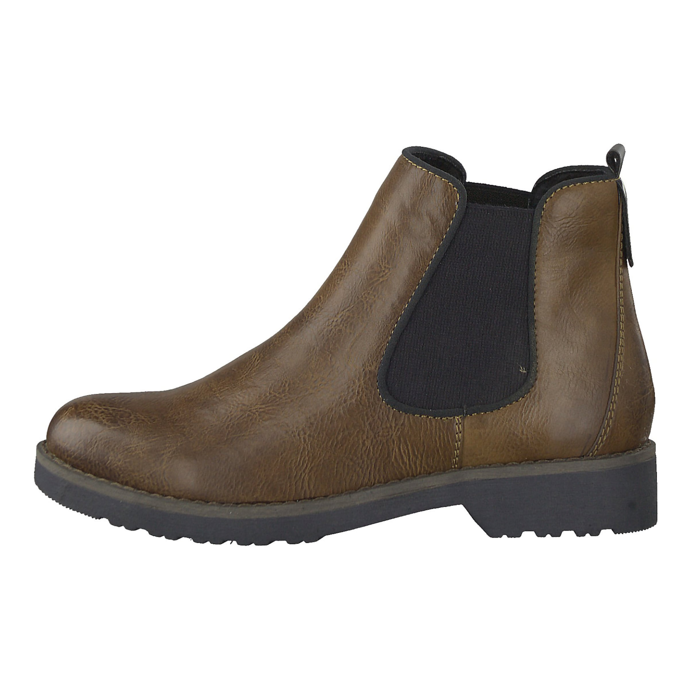MARCO TOZZI Material Stiefel 'Feel sonstiges Material TOZZI Großer Rabatt ee0222