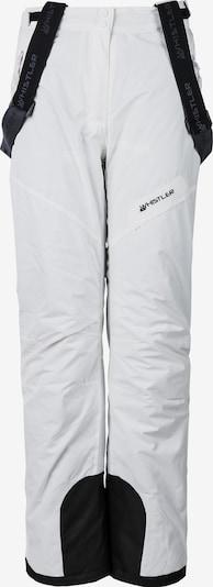 Whistler Skihose 'Fairfax' in schwarz / weiß, Produktansicht