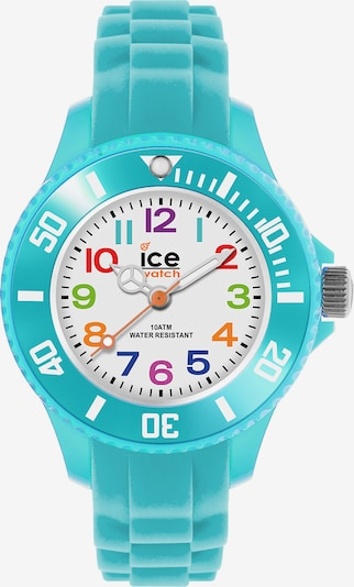 ICE WATCH Ice-Watch Unisex-Uhren Analog Quarz ' ' in türkis, Produktansicht