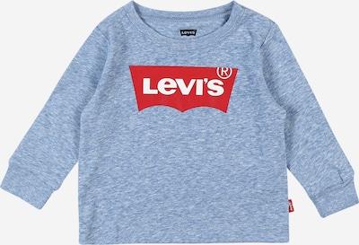 LEVI'S Shirt in Light blue / Blue mottled / Red / White, Item view