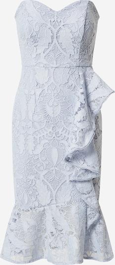 Lipsy Kleid 'AC CORNFLOWER BANDEAU RUFFLE LACE' in saphir, Produktansicht