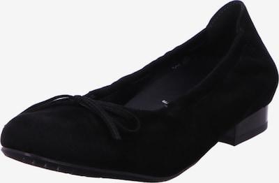 SEMLER Ballerinas in schwarz, Produktansicht