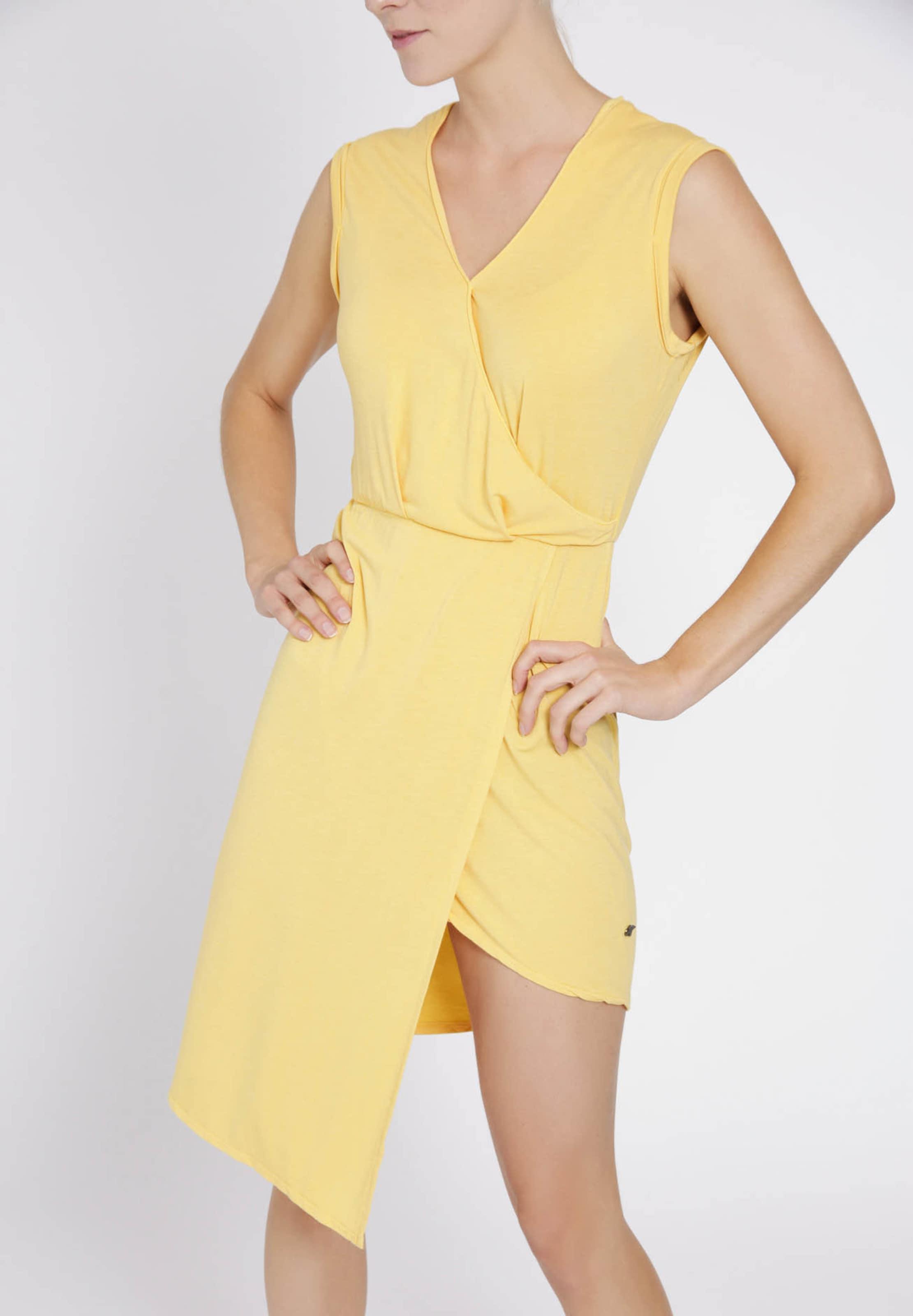 In Kleid 'aurelia' Gelb Kleid Khujo Khujo 0nwONvym8