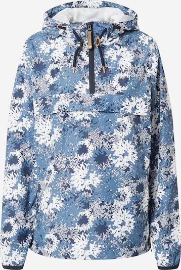 ICEPEAK Funkcionalna jakna 'Addis' | mornarska / nebeško modra / bela barva, Prikaz izdelka