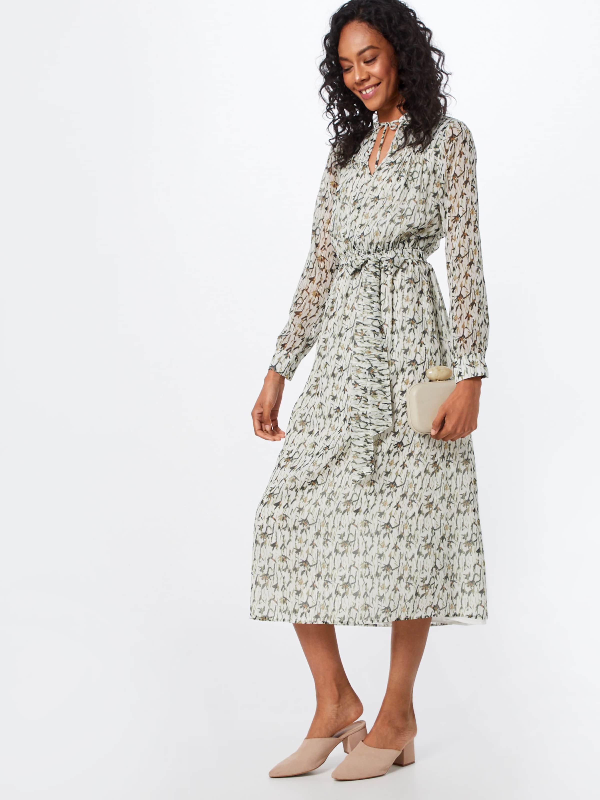 Kleid AnthrazitWeiß AnthrazitWeiß Freebird Kleid Freebird Kleid In Freebird In WIED29eHY