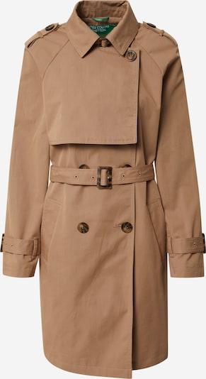 sötét bézs UNITED COLORS OF BENETTON Átmeneti kabátok, Termék nézet