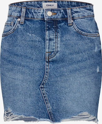 Jupe 'Sky' - ONLY en bleu denim