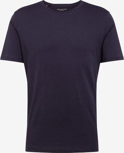 SELECTED HOMME T-Krekls 'THEPERFECT' pieejami tumši zils: Priekšējais skats