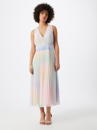 GUESS Kleid 'HIND' in blau / grün / rosa, Modelansicht