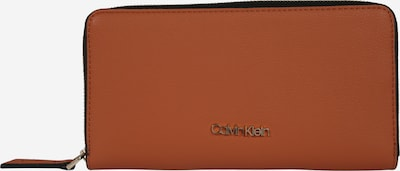 Calvin Klein Peňaženka 'MUST ZIPAROUND' - hnedé, Produkt