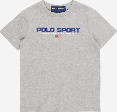 POLO RALPH LAUREN Shirt in hellgrau, Produktansicht