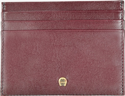 AIGNER Etui 'Daily Basis' in de kleur Bordeaux, Productweergave