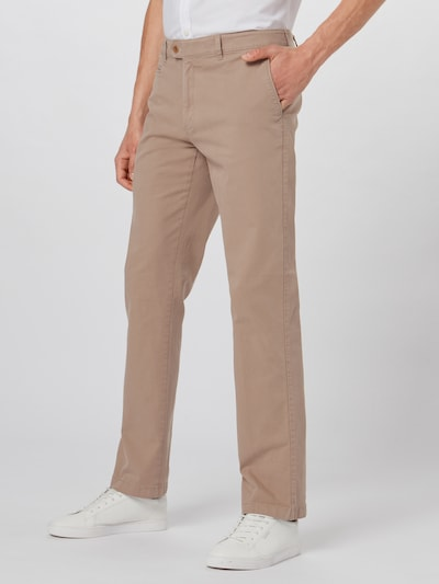 BRAX Chino Pants 'Everest' in Brown, View model